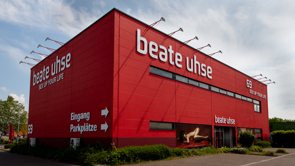 Beate Uhse Mainz Eingang